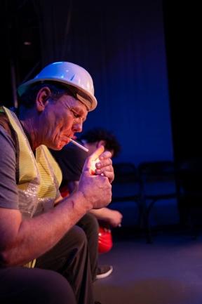 Theatre SKAM - 7eventy7even by Charles Tidler